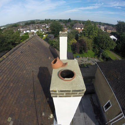 Living in an area with listed properties can often mean chimney maintenance is a must. Our innovative equipment allows us to get insightful shots of the tallest of buildings.