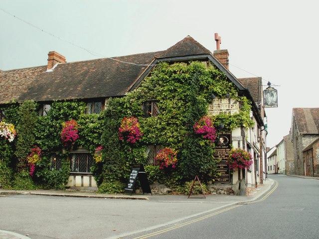 The Leather Bottle Inn, Cobham