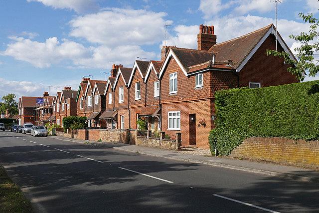 Homes in Pirbright