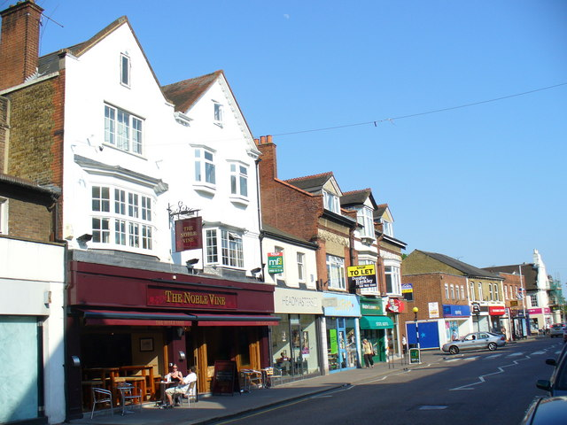 high street building surveyor walton