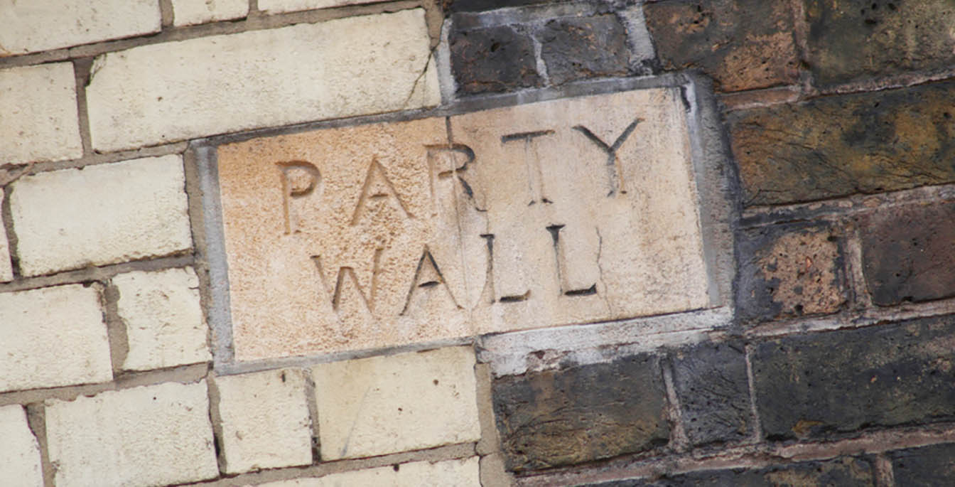 party wall surveys archives archive On party wall works
