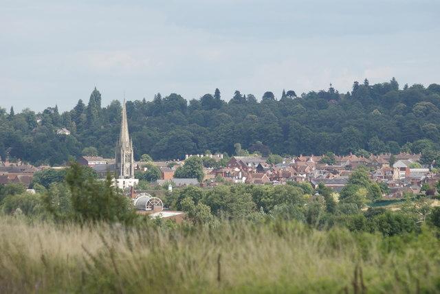 Dorking, Surrey