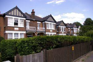 Edwardian houses